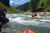 Schweizer Wildwasserwoche 2019 - Kalli